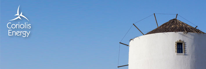 Image:  Old Greek windmill